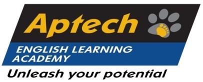Aptech English Learning